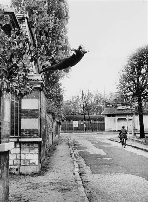 I love Yves Klein! I have this print hanging in my office