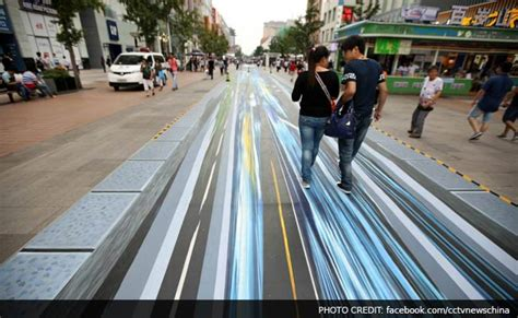Prime Home Decor this amazing 3d street art is stopping beijing in its tracks