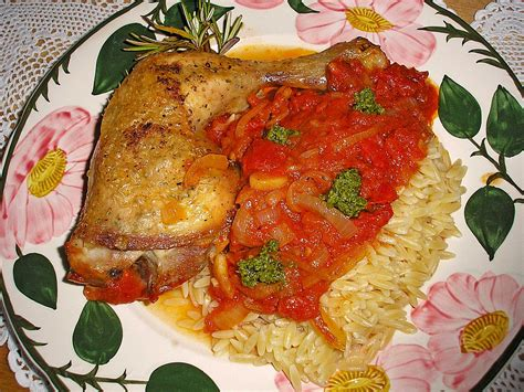 italienische len italienische h 228 hnchenkeulen chefkoch chefkoch de