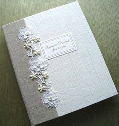 Handmade Wedding Album - etsy wedding divas on wedding photo albums