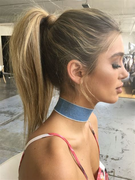 High Ponytail Hairstyles by 25 Unique High Ponytail Hairstyles Ideas On