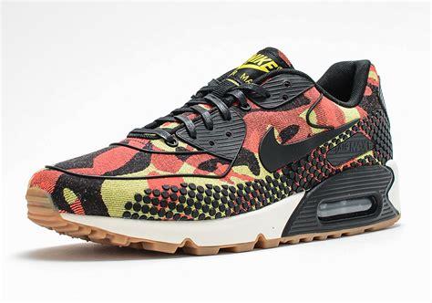 Nike Air Max 90 Camo nike air max 90 jcrd camo gum sneaker bar detroit