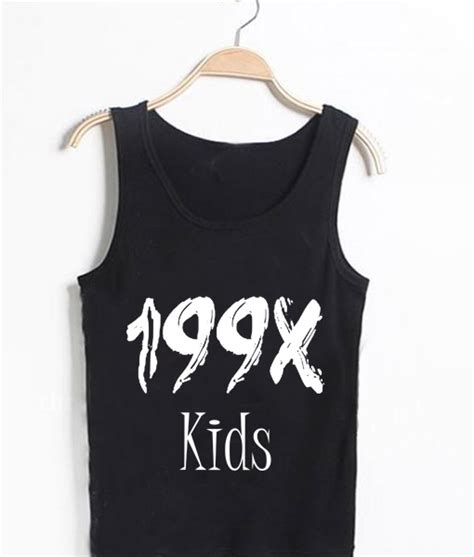 Kid 199x Top unisex 199x tank top