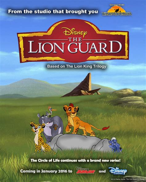 film lion guard the lion guard tvmaze