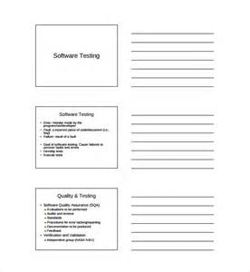 software test plan template sle software test plan template 7 free documents in pdf
