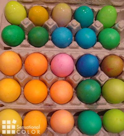 what are easter colors 25 eggs 5 hues 45 minutes 25 easter colors
