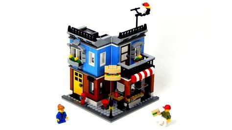 Lego 31050 Creator 3in1 Corner Deli lego creator 31050 corner deli lego speed build