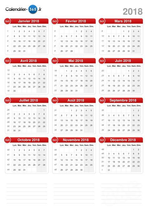Calendrier 2018 Avec Jours Fériés Et Vacances Scolaires Calendrier 2018