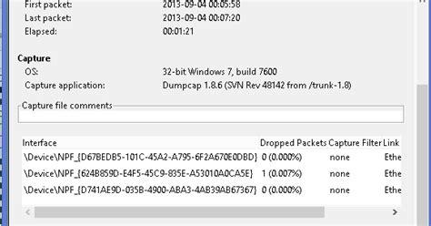 wireshark latency tutorial menghitung throughput delay dan packet loss menggunakan