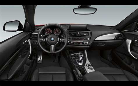 Bmw 2 Interior by 2014 Bmw 2 Series Coupe Interior 7 1280x800 Wallpaper