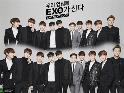 soundtrack lagu film exo next door drama web exo next door rilis eksklusif april