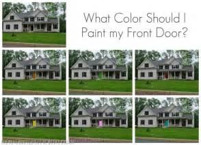 What Colour Should I Paint My Front Door Front Door How To How To Do It Easier