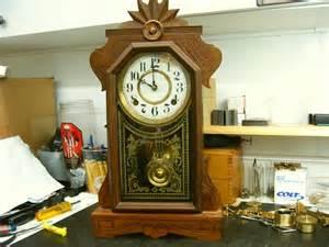 Clock Repair Ingraham Mantel Clock Repair Preview