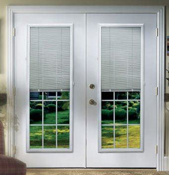Blinds For Doors With Glass Odl Bwm206401 20 Quot X64 Quot Enclosed Blinds For Steel And Fiberglass Doors Home Kitchen