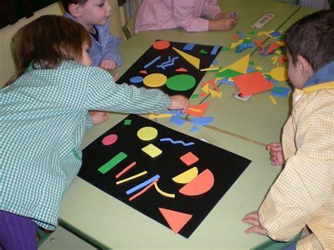 figuras geometricas kandinsky composiciones con figuras geom 233 tricas a partir de