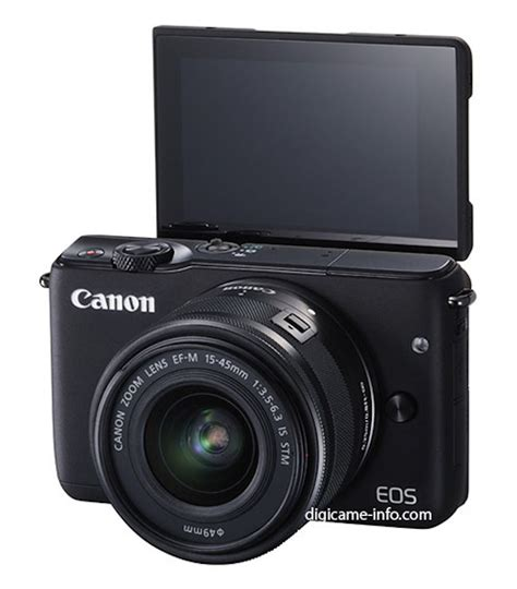 Cashback Canon Eos M10 M 10 15 45 Kit Datascript canon eos m10 and ef m 15 45mm f 3 5 6 3 is stm lens images leaked daily news