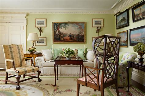 how to create grand rooms with aubusson and needlepoint rugs