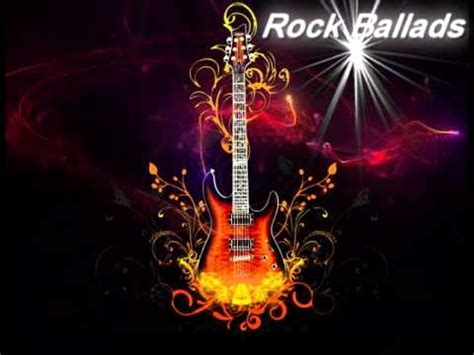 The Best Rock Ballads (NON STOP mix)   YouTube