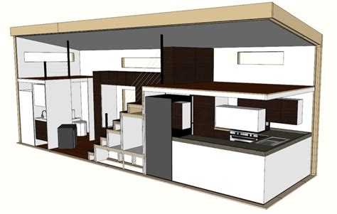 Micro House Plans Tiny House Plans Home Architectural Plans