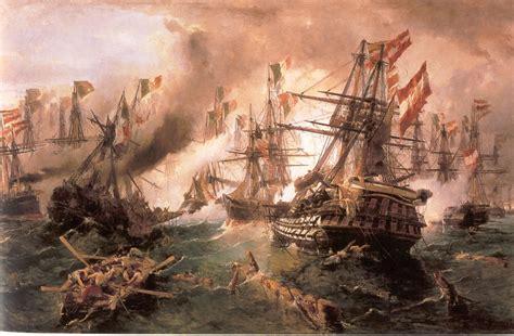 the naval war in naval battle at lissa konstantinos volanakis wikiart org encyclopedia of visual arts