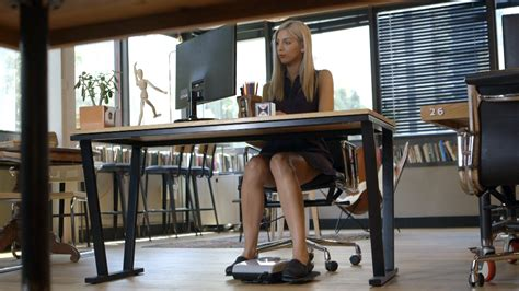 work out at your desk equipment work out in your workspace with the glyder digital trends