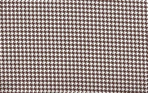 brown houndstooth pattern 1 2 yard quilt fabric classic houndstooth chocolate brown