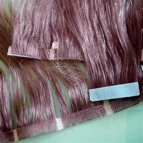 seamless skin weft human hair seamless hair extensions skin wefts from reliable