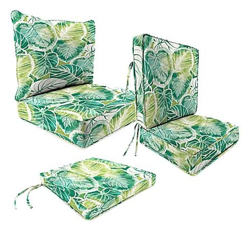 bed bath and beyond outdoor pillows outdoor patio cushions in keycove lagoon bed bath beyond