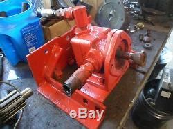 Front End Loader Hydraulic Pump Ford 8n 9n 2n 600 800