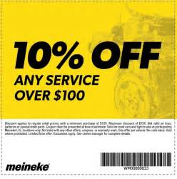 Printable Coupons For Meineke