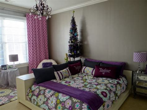 Teen Bedroom Themes preteen glam bedroom modern kids charlotte by