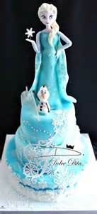 30 fantastic frozen cakes to inspire all you bakers