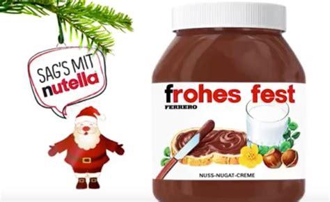Nutella Aufkleber Kostenlos by Nutella Sagt Hol Dir Deine Etiketten Print De