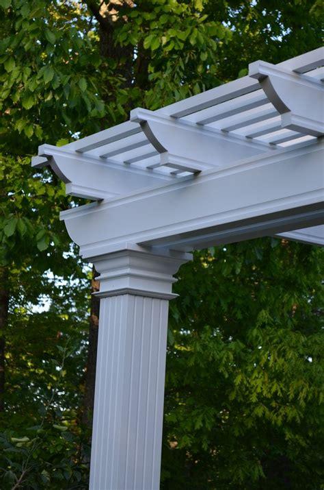 coolbreeze aluminum pergola detail www nexaninc com aluminum pergolas pinterest aluminum