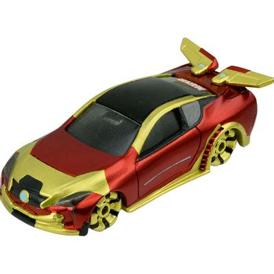 Tomica Marvel T U N E Masked Carry Ironman amiami character hobby shop disney tomica marvel t u