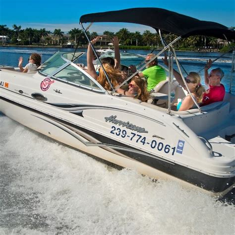deck boat rentals naples fl explore naples fl with coupons on top 10 activities