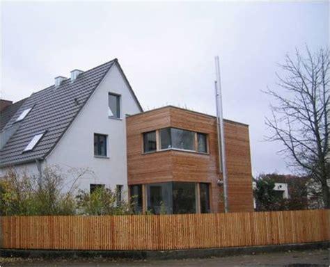 reihenhaus oder einfamilienhaus leitsch holzbau anbau aufstockung anbau holzbau