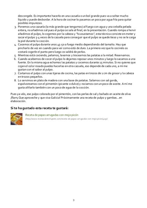 cocina gallega recetario de cocina gallega