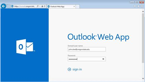 Office Outlook Web Access Sign In read about outlook web access address in brief techyv