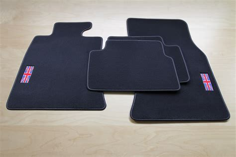 Mini Clubman Car Mats by Exclusive Quot Union Quot Mini Clubman R55 Floor Mats Since