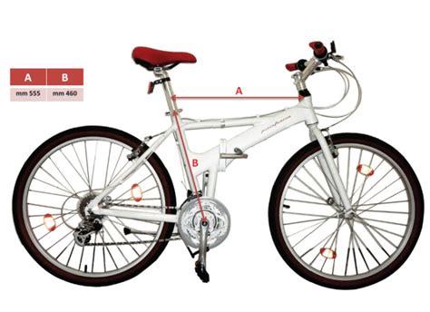 designer pininfarina city klapp fahrrad 26 zoll klapprad