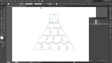 construct 2 puzzle tutorial create puzzle pieces with illustrator and photoshop youtube
