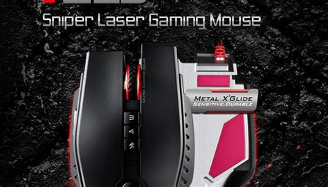 Mouse Gaming Bloody Zl 50 a4tech bloody zl50 sniper laser gaming mouse review