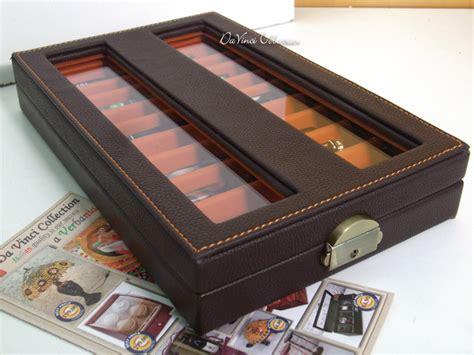 scatola porta orologi carpisa davinci collection complementi d arredo oggetti da