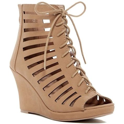 Fashion Wedges Shoes 1518 Aa best 25 lace up wedge sandals ideas on white