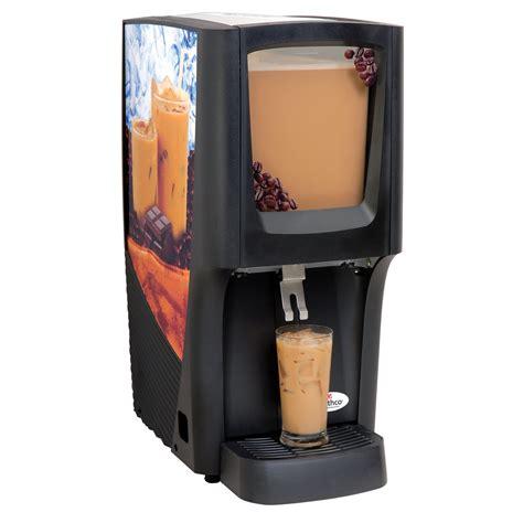 Dispenser N Cool gmcw c 1s 16 crathco g cool single 5 gal bowl beverage dispenser