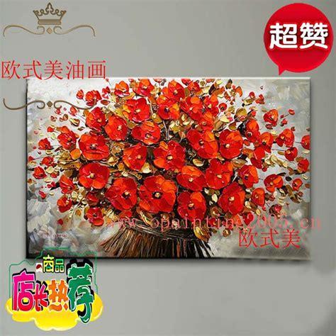 Painting Embroidery Lukisan Dinding Home Decor Dekorasi Ruang buatan tangan lukisan abstrak menggantung lukisan pisau lanskap lukisan minyak untuk dekorasi