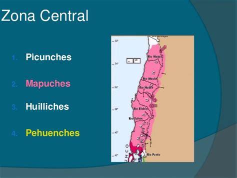 zona objeto de estudio rio negro zonaeconomicacom pueblo mapuche