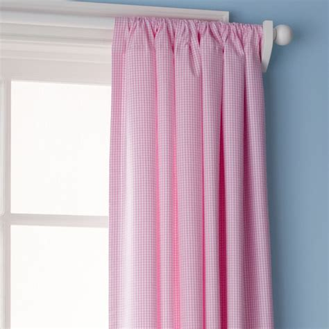 pink gingham curtains red gingham curtains