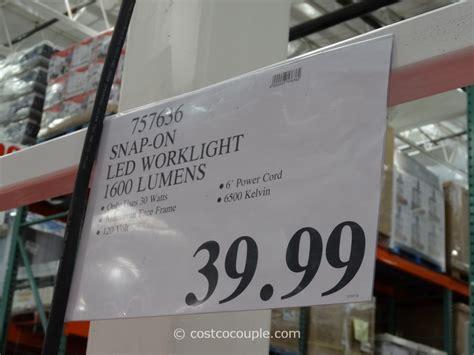 led work light costco snap on led worklight